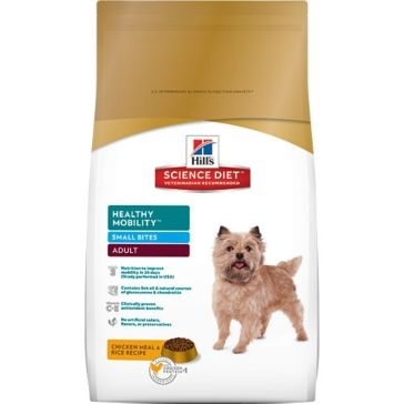 Hill's Science Diet Healthy Mobility Small Bites Dry Dog Food