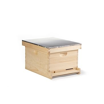 Little Giant Wooden 10-Frame Complete Hive