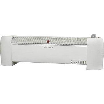 HomeBasix Electric Baseboard Heater 30""