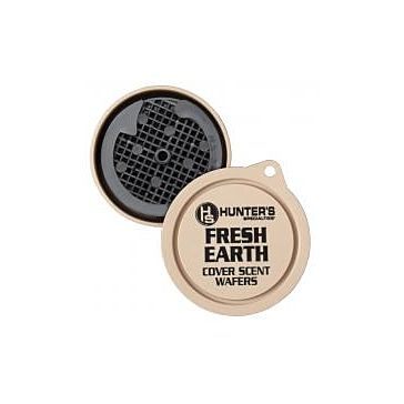Hunters Specialties Fresh Earth Scent Wafers 3-Pack