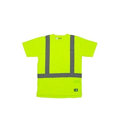 Hi-Vis Short Sleeve Pocket T-Shirt