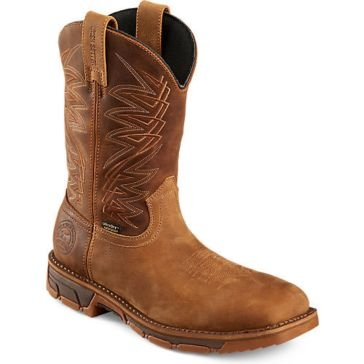 Irish Setter Mens 11-inch Marshall Pull-On Work Boot
