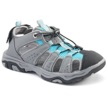 Itasca West Lake Womens Sandals Gray Mint