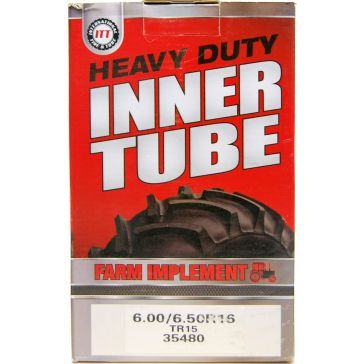 ITT 5.50/5.90/600-16 Farm Implement Tire Tube