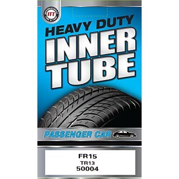 ITT 155/175/R15 Passenger Car Tire Tube