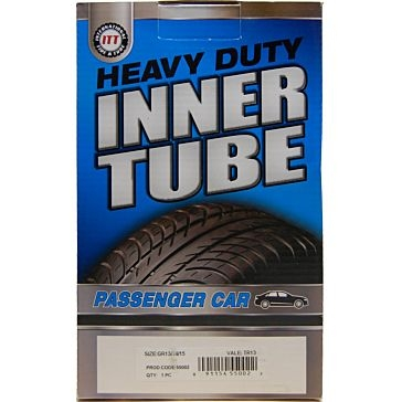 ITT 175/195R13/14/15 Passenger Car Tire Tube