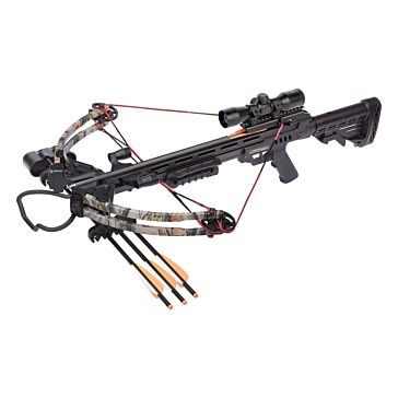 Center Point Javelin 370 Crossbow Kit