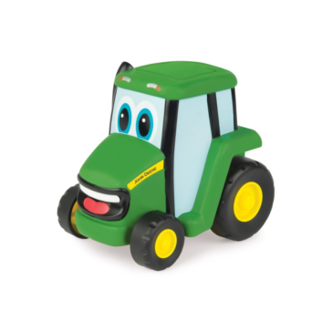 John Deere Tractor Push N Roll Johnny