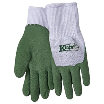 Kinco Child's Latex Dipped Gloves