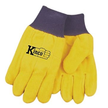Kinco Yellow Chore Gloves