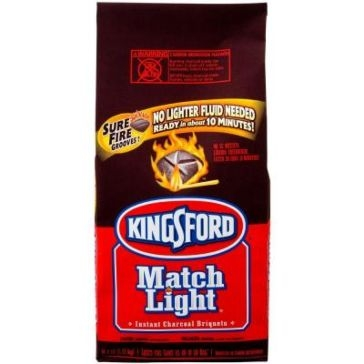 Kingsford Match Light Charcoal BBQ Briquets 11.6lb