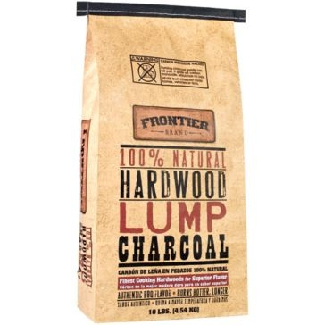 Frontier 10lb Lump Hardwood Charcoal LCRD10