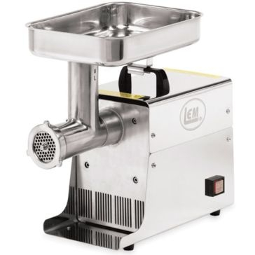 LEM 8# Stainless Steel Big Bite Electric Grinder W779