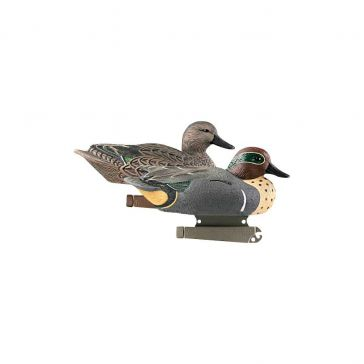 Avery Life-Size Green-Winged Teal 6-Pack Duck Decoys