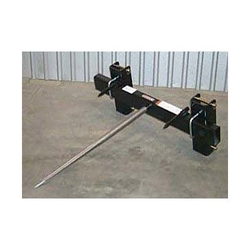 Worksaver Front Loader Pin-Type Bale Spear LSFB-22