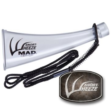 MAD Snort-Wheeze Deer Call MD521