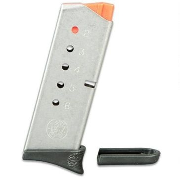 Smith & Wesson 6RD Bodyguard 380 ACP Magazine