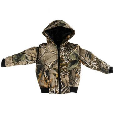 World Famous Sports Toddler Cotton Insulated Jacket MCJ101T