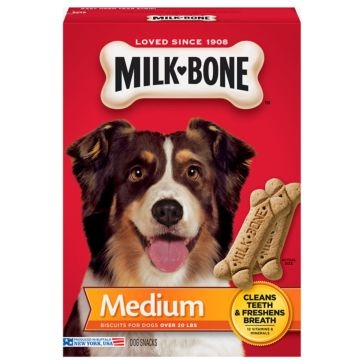 Milk-Bone Original Dog Biscuits - Medium
