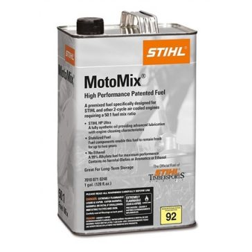 Stihl MotoMix 1 Gallon 50:1 Pre-Mixed Small Engine Fuel