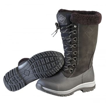 Muck Womens Apres Lace Boot