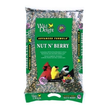 Wild Delight Nut N' Berry 20LB