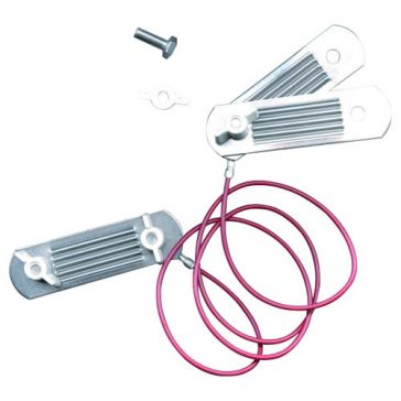 Zareba Polytape Connector to Energizer Connector PATE-Z