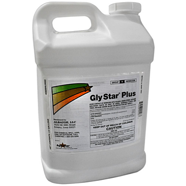 41% Glyphosate Herbicide with 15% Surfactant 2.5 Gallon