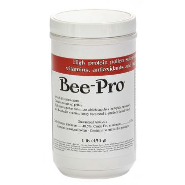 Little Giant Bee-Pro Pollen Substitute Powder 1lb Jar