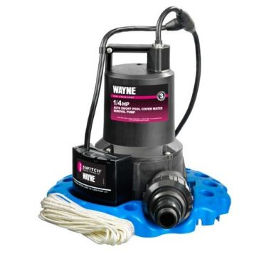 Wayne 1/4HP Pool Cover Pump WAPC250