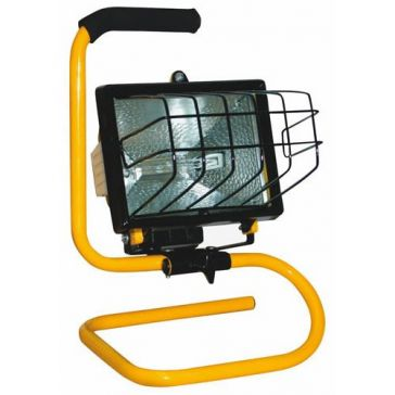 Power Zone 500 Watt Portable Halogen Work Light PZ-1002