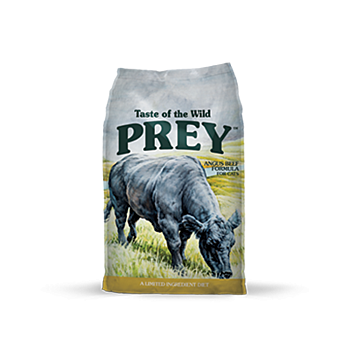 Taste of the Wild Prey Angus Beef Dry Cat Food