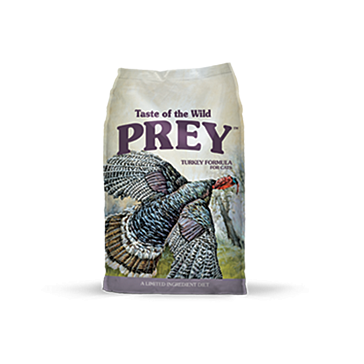 Taste of the Wild Prey Turkey  Dry Cat Food