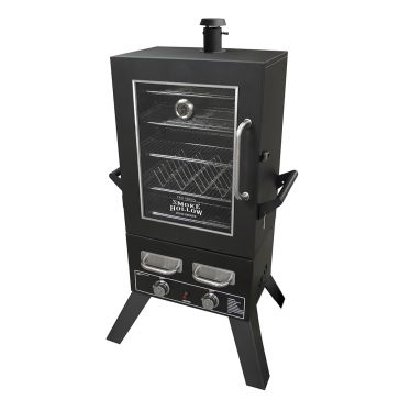 "Smoke Hollow 44"" Gas Smoker"