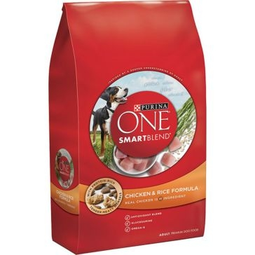 Purina One Smartblend Chicken & Rice Formula Adult Premium Dry Dog Food