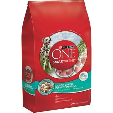 Purina One Smartblend Large Breed Puppy Formula Premium Dry Dog Food