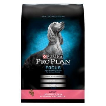 Purina Pro Plan Focus Adult Sensitive Skin & Stomach Formula Dry Dog Food