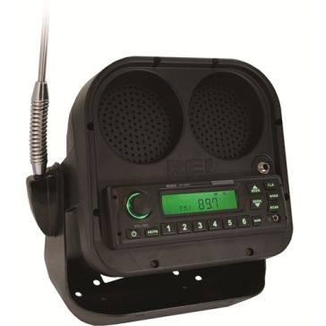REI Fender Mount FM/AM/WX Radio