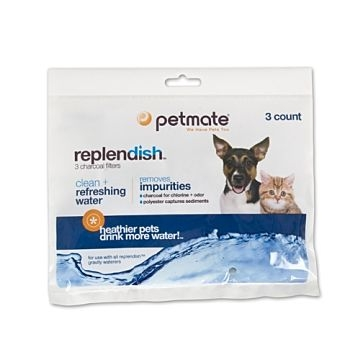 Petmate Replendish Waterer Replacement Filters