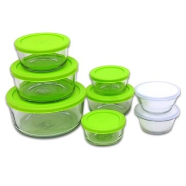 Kitchen Classics Food Storage Set with Lids 16pc