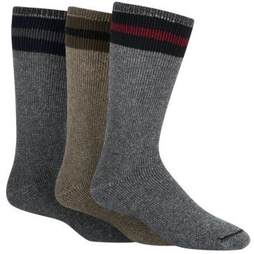 Wigwam Wool Boot Socks Large 3pk