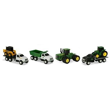 Ertl John Deere Equipment Asst