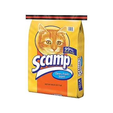 Scamp Fresh Scent Cat Box Filler