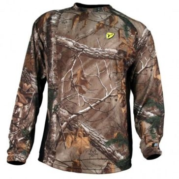 ScentBlocker 8th Layer Long Sleeve Shirt Camo