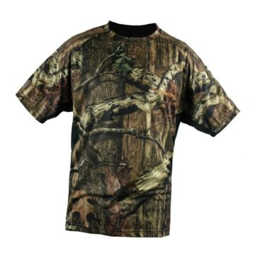 ScentBlocker 8th Layer Short Sleeve Shirt Camo