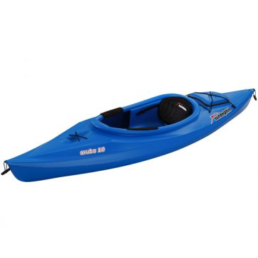 Sun Dolphin 10ft Aruba 10 Sit-In Kayak Blue