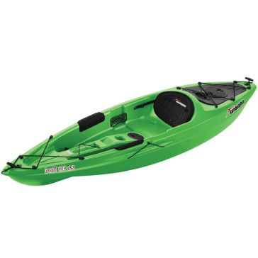 SunDolphin 10ft Bali 10 SS Sit-on Kayak Lime