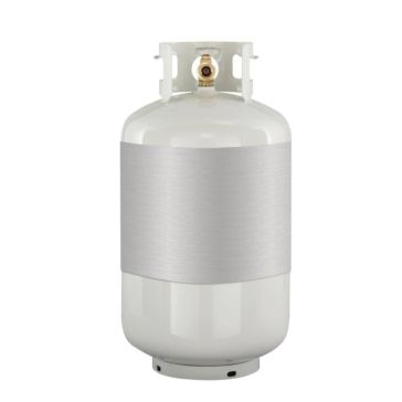 BernzOmatic 30lbs LP Cylinder with QVC Valve 296975