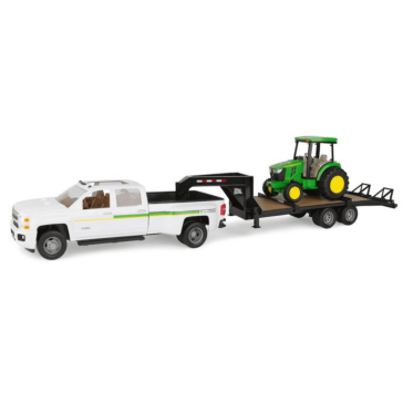 Ertl John Deere Dealership Truck & Tractor 1:16