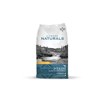 Diamond Naturals Skin & Coat - Salmon & Potato Dog Food